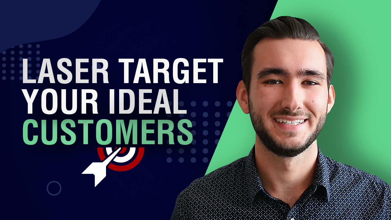 Blog thumbnail: Laster Target Your Ideal Customers