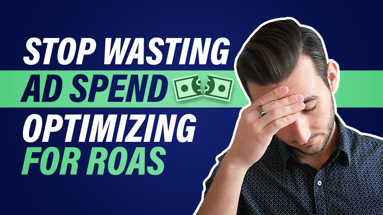 Blog thumbnail: Stop Wasting Ad Spend Optimizing for ROAS
